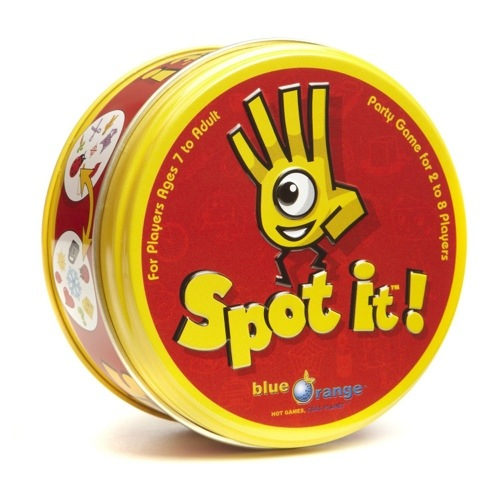Spot It! A fun game from Blue Orange